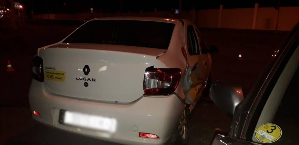 В Могилёве таксист не уступил дорогу: пострадали 4-летний ребёнок и его мама