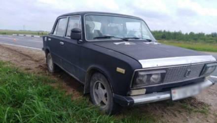 В Шкловском районе под колесами легкового автомобиля оказался ребенок