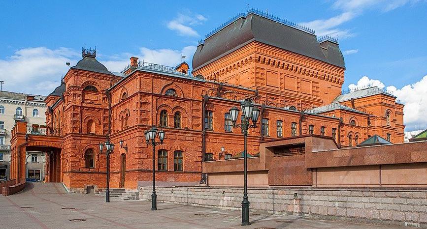 Гастроли Минского современного художественного театра пройдут в Могилеве