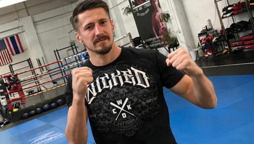 Впервые в истории белорусский боец стал двукратным чемпионом по версии Kunlun Fight