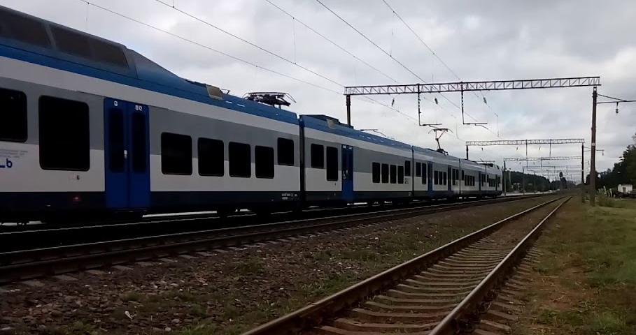 Под Борисовом поезд насмерть сбил жителя Хотимска