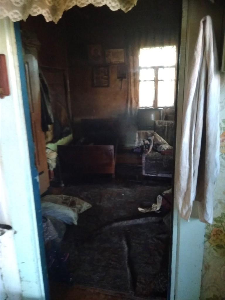 В Осиповичском районе сгорел дом – погибли люди