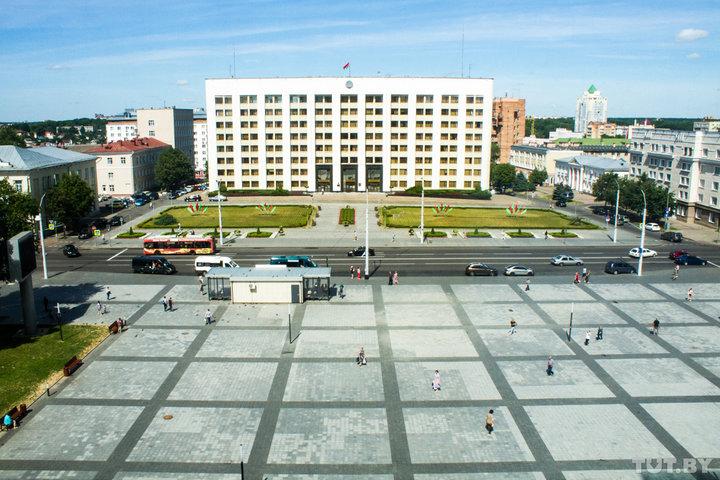 Площадь в центре Могилева предлагают переименовать