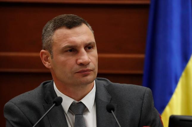 Кличко заявил, что не в его правилах отступать и собрался на второй срок.