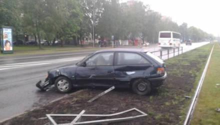 ДТП в Белыничском районе: «Opel» столкнулся с «Renault», двое пострадавших