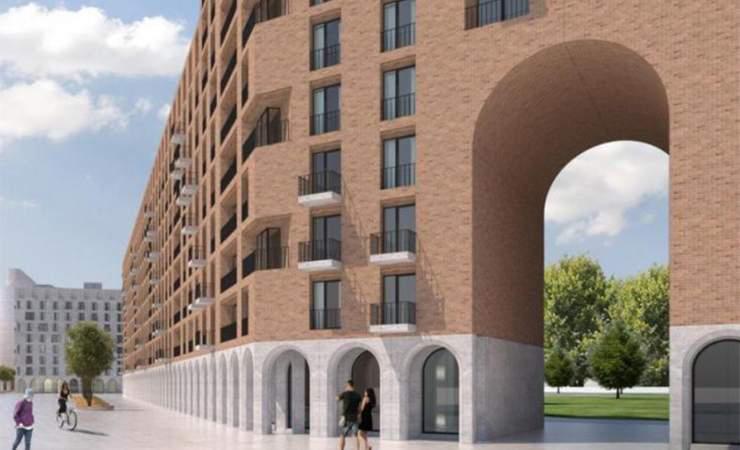 На проспекте Мира в Могилеве должен появиться многоквартирный жилой комплекс