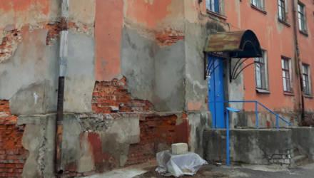 Сколько ещё будут мучиться люди, проживающие в общежитии на Интернациональной 7 в Могилёве?