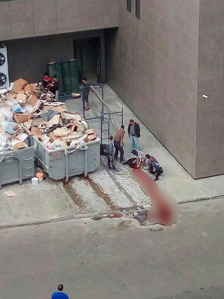 Жертвоприношение барана в центре Могилева – это дань традициям или чья-то глупая выходка?