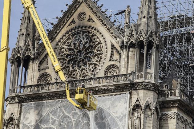 Уровень свинца в центре Парижа превышает все допустимые нормы