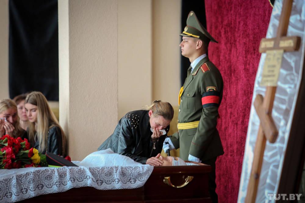 Следственный комитет раскрыл новые подробности дела о гибели инспектора ГАИ в Могилеве