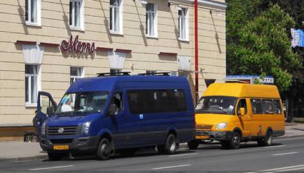 Из Могилева в поселок Городщина начнет курсировать маршрутное такси