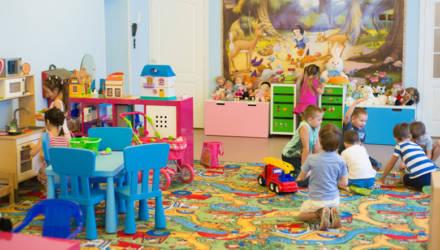 В микрорайоне Спутник начнут строить детский сад. Готовится документация.
