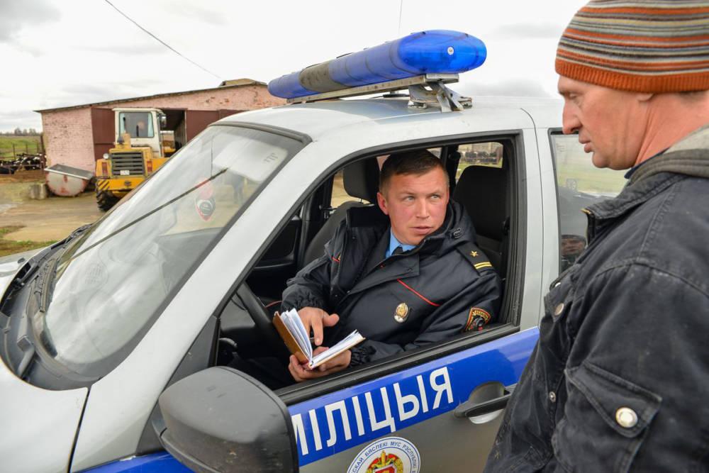 В Бобруйском районе бабушка вызвала милицию на лжеработников электросетей. Оказалось, они настоящие