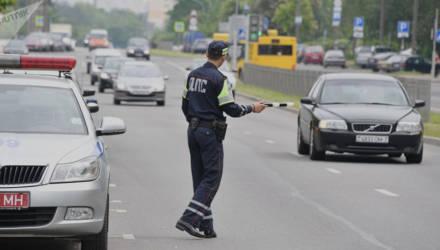 Внимание, водители! С 23 августа ГАИ отрабатывает трассу «Минск - Могилев»