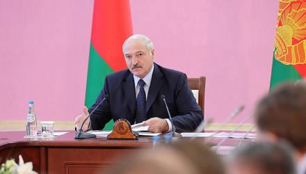 Лукашенко высказал свое мнение по поводу уровня зарплат в Могилевской области