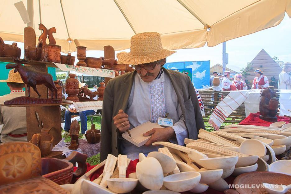 В Краснополье пройдет фестиваль народных промыслов и ремесел