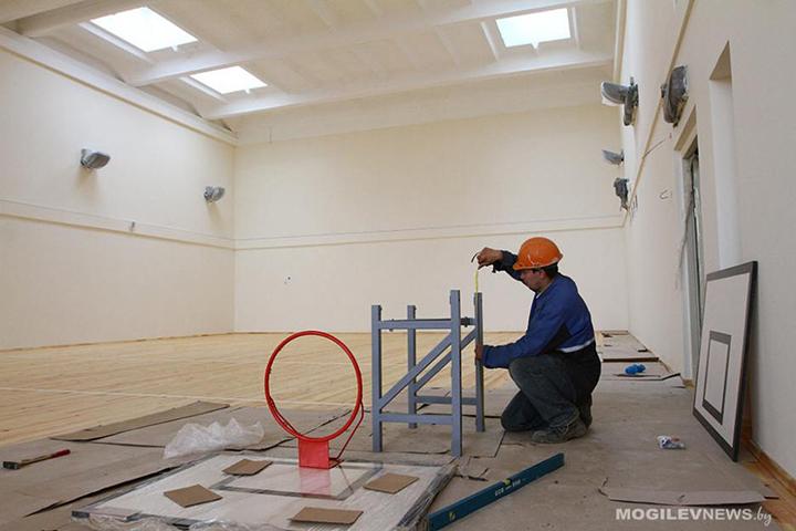 Новая школа в микрорайоне Казимировка начнет функционировать уже с сентября