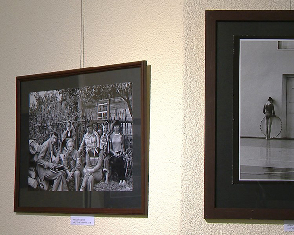 В Могилеве проходит выставка фотоностальгии