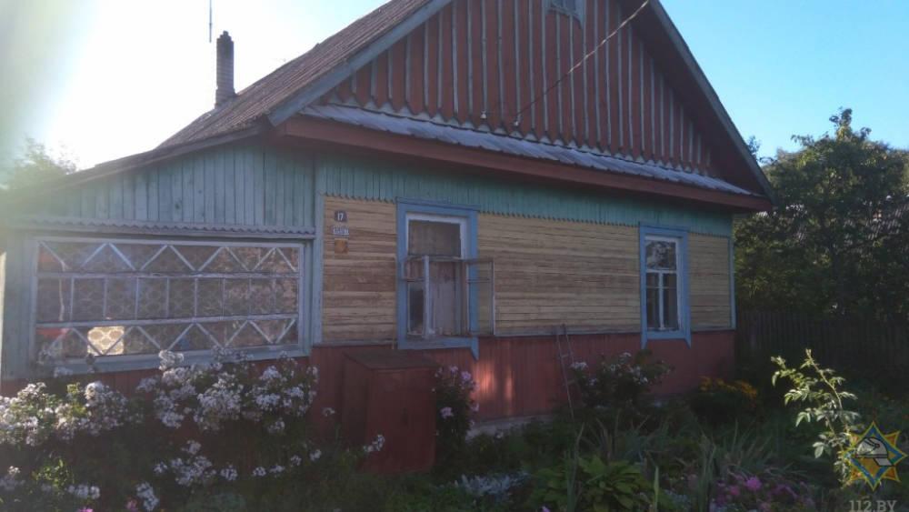 В Осиповичском районе горел дом – погибли люди