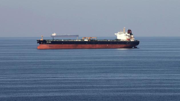 В Персидском заливе захвачен очередной нефтяной танкер