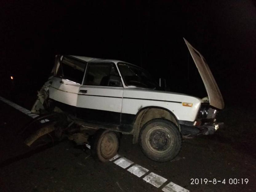 ДТП в Осиповичском районе. Есть пострадавшие