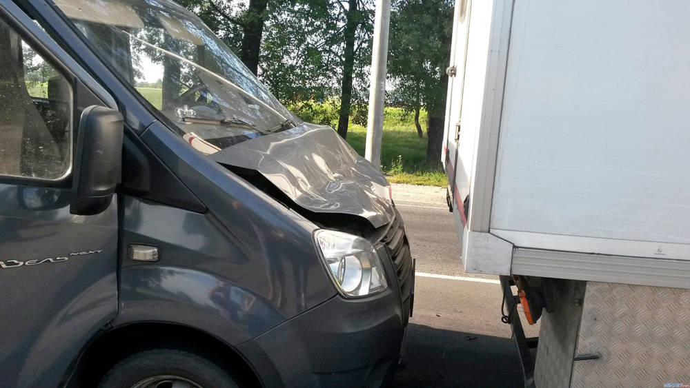 ДТП на въезде в Бобруйск