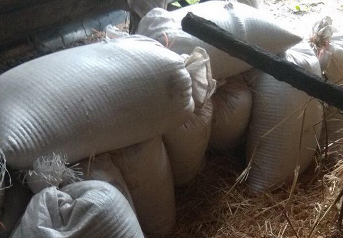 «Бравые» ребята на телеге похитили со склада в могилевском районе 27 мешков зерна