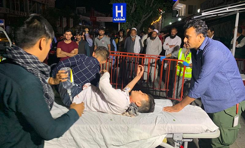 Свадьба в Кабуле обернулась страшной трагедией
