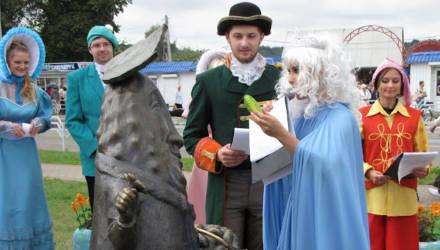 А Вы любите огурчики так, как их любим мы? Тогда вам в Шклов на «День огурца»!