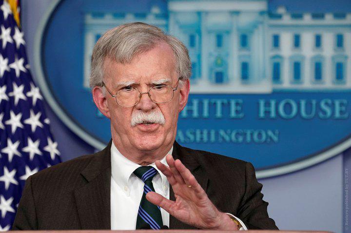 В Беларусь едет помощник президента США по национальной безопасности Джон Болтон