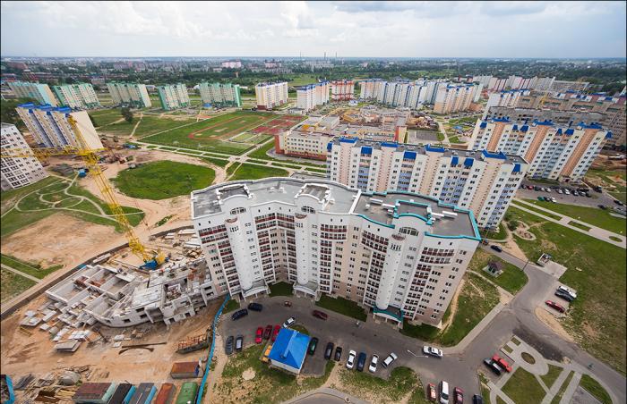 В микрорайоне Спутник решили пока не строить дома на месте запланированного детсада