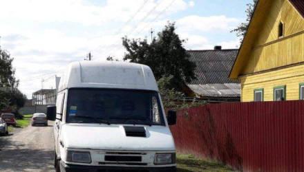 В Могилеве мальчик оказался под колесами грузового автомобиля
