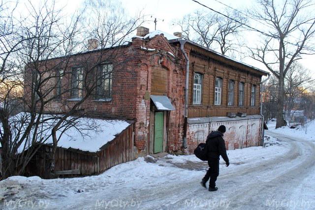 В Могилеве все же спасут уникальный дом в Комиссариатском переулке