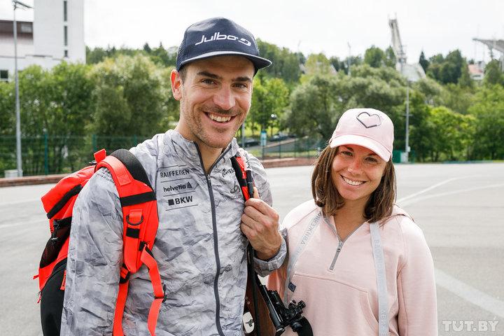 Шесть случаев, когда белорусские спортсменки выходили замуж за иностранцев