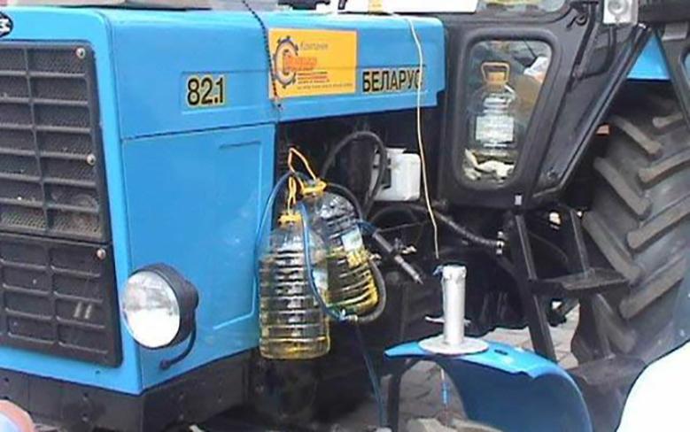 Два работника в Бобруйском районе обогатились на более чем 1,5 тонны топлива и получили по статье