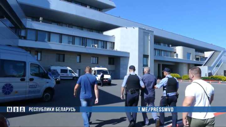 Из Северной Македонии экстрадирован белорус, находившийся 11 лет в международном розыске