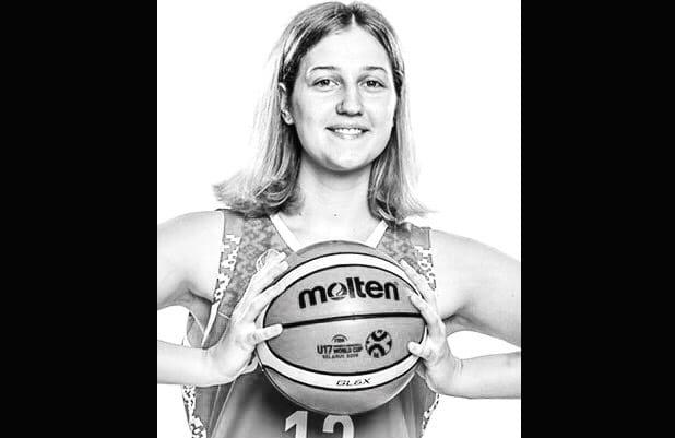 Умерла Могилевская экс-баскетболистка Яна Зуборенко