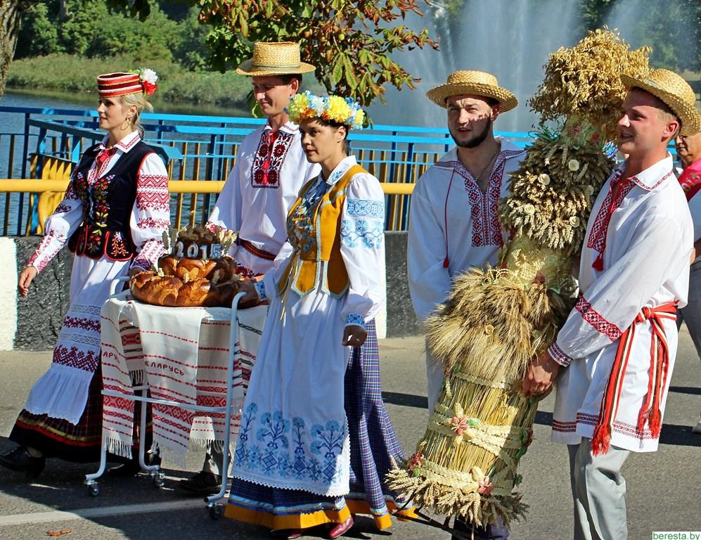В Могилевской области «Дажинки-2019» пройдут в Глуске
