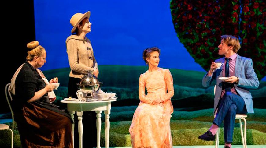Новый сезон Могилевского облдрамтеатра начнется с премьеры по Достоевскому
