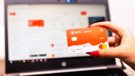 Новая услуга от МТС – банковская карта с кешбэком на связь