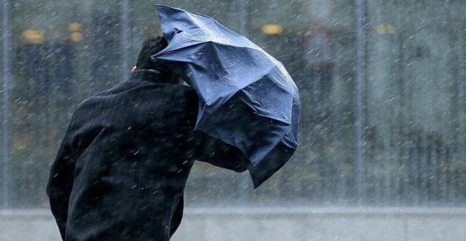 Оранжевый уровень опасности, дождь и шквалистый ветер. На Беларусь надвигается циклон Xaver