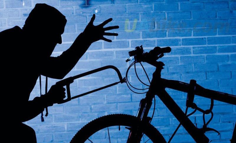 Решили покататься по ночному городу и украли велосипеды
