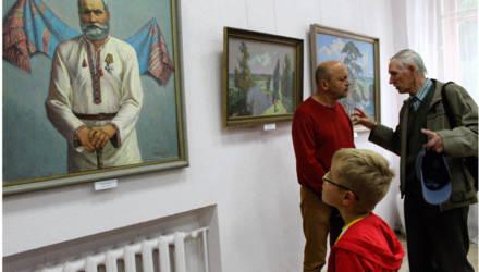 Творческая встреча, посвященная памяти художника Владимира Шпартова, состоится в музее Павла Масленикова 26 сентября