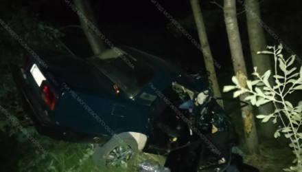В Могилёвском районе бесправник на «Жигулях» пострадал в ДТП вместе с пассажиром