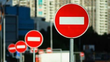 5 сентября по улице Миронова в Могилёве перекроют движение транспортных средств