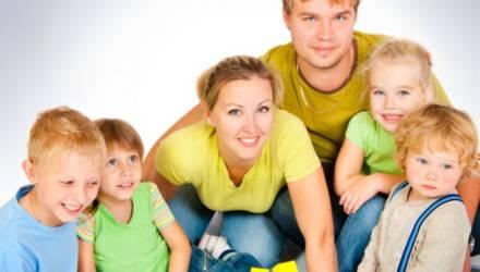 В Горском исполкоме рассказали про льготы, на которые могут рассчитывать многодетные семьи