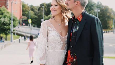 Из-за откровенного танца Собчак родители Богомолова покинули свадебную церемонию