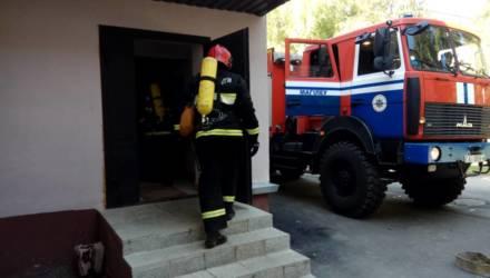 В школах Могилёва проводятся эвакуации