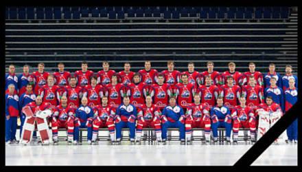 Восемь лет назад в авиакатастрофе погибли хоккеисты «Локомотива», летевшие в Минск