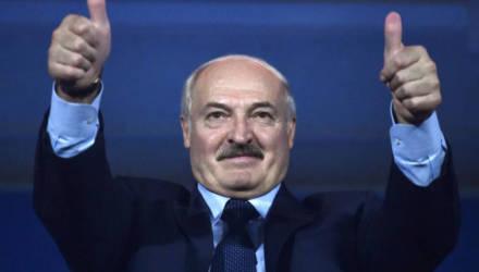 Видеохит: Лукашенко «спел» песню Тимы Белорусских